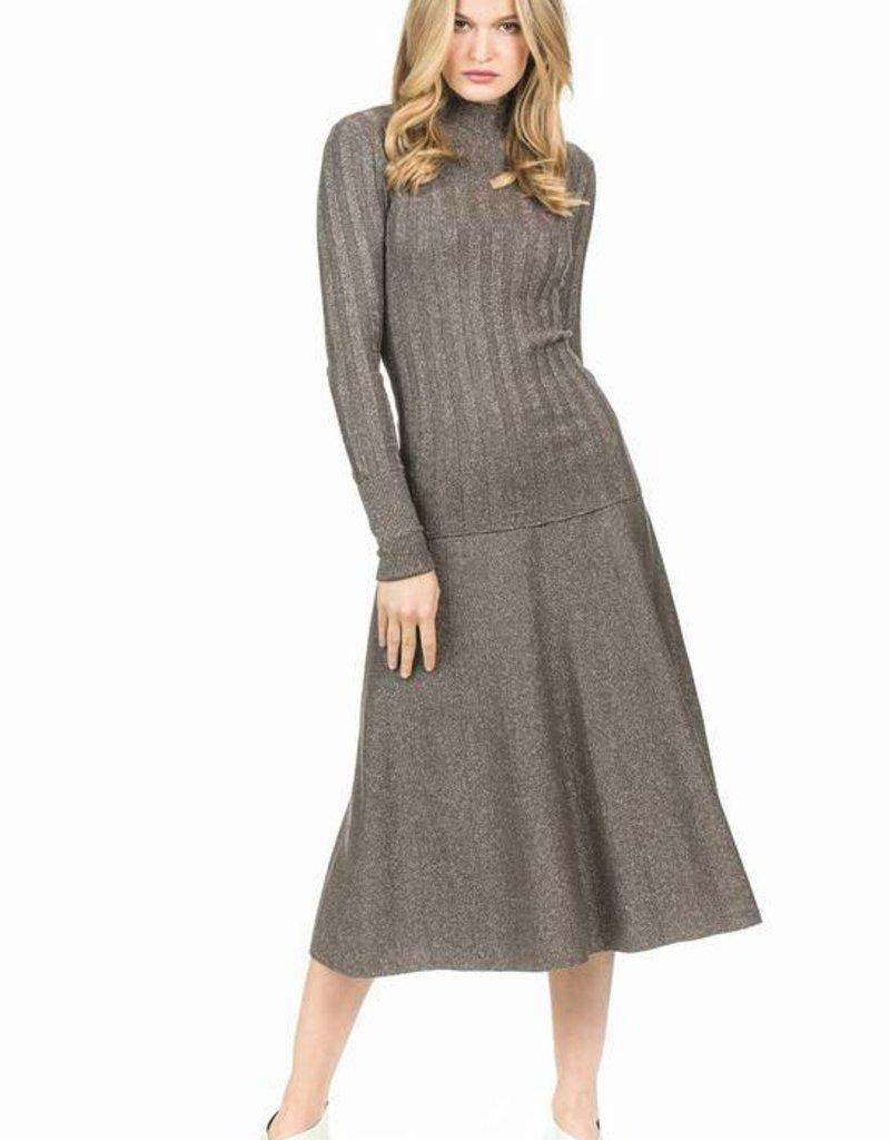 LEO & SAGE Flared Skirt