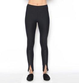 ELAINE KIM Paquirri Tech Stretch Pant w/ Front Ankle Zipper