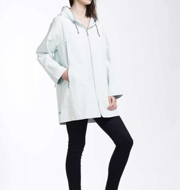 PRET POUR PARTIR IRI KENDRA ZIP AROUND HOOD RAIN JACKET