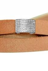 La Soula BUCKLE-UP DIAMOND CHOKER