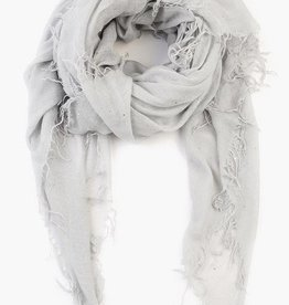 chan luu Scattered Sequins Cashmere and Silk Scarf