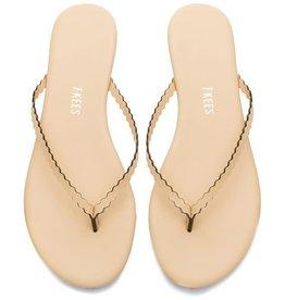 TKEES Studio Scalloped Thong Sandal
