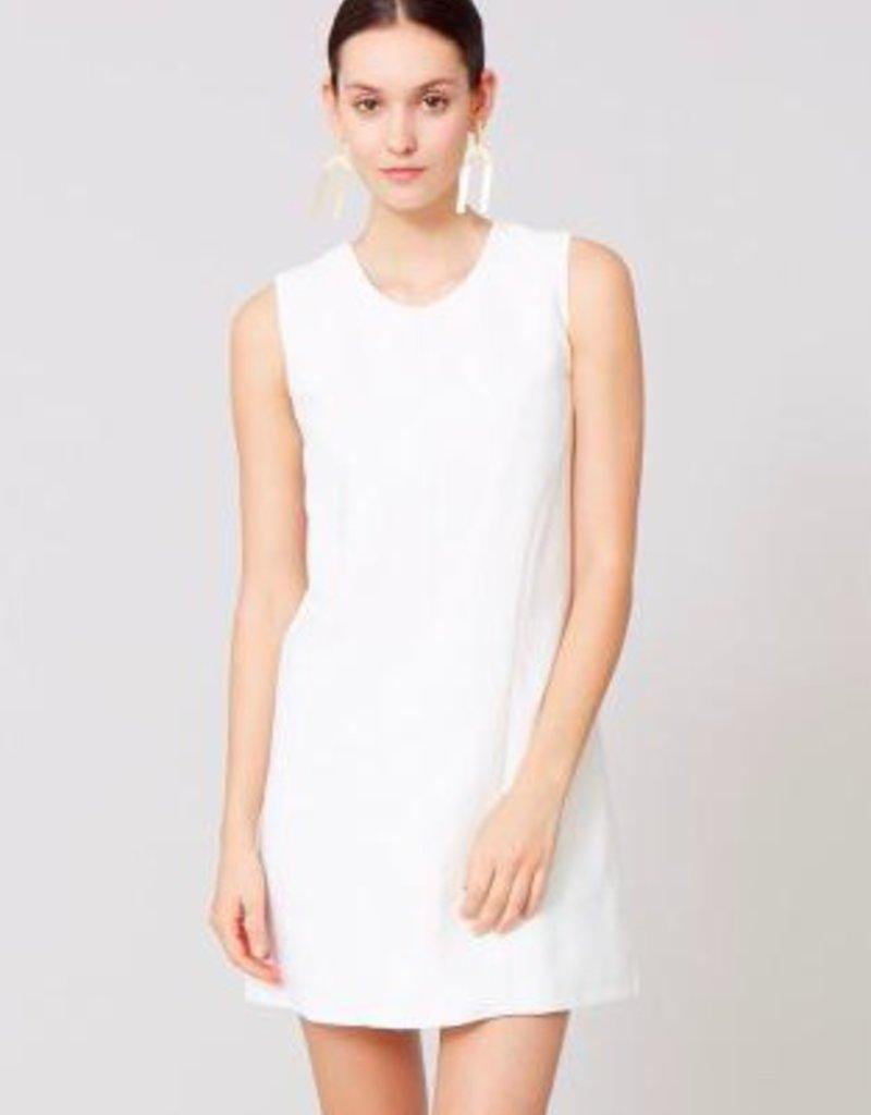 AMANDA UPRICHARD  HARLOW SLEEVELESS DRESS