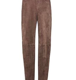 AS BY DF KENNY STRETCH SUEDE LEGGING