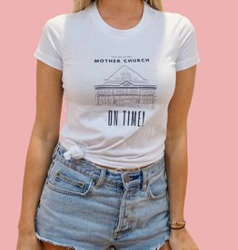 """PRIVATE LABEL Ryman """"Get Me To The Church"""" Tee"""