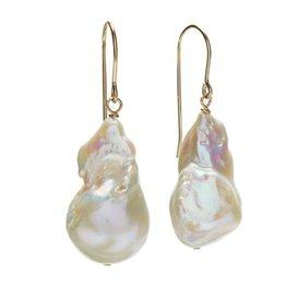 IN2DESIGN Baroque Pearl Earring