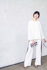 P. CILL Modal Pant with Side Stripe