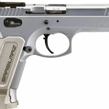 Sarsilmaz Sarsilmaz K12 Sport 9mm, 2x10 shot mags