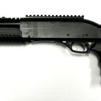 Revolution Armory Revolution Armory TKP12 12Ga. Pump Action with Adjustable Stock, Heat Shield & 3 Chokes