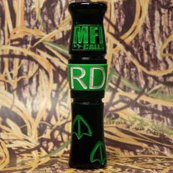 Muddy Fowler Muddy Fowler Real Deal Molded Short Reed Goose Call