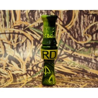 Muddy Fowler Real Deal Molded Single Reed Duck Call