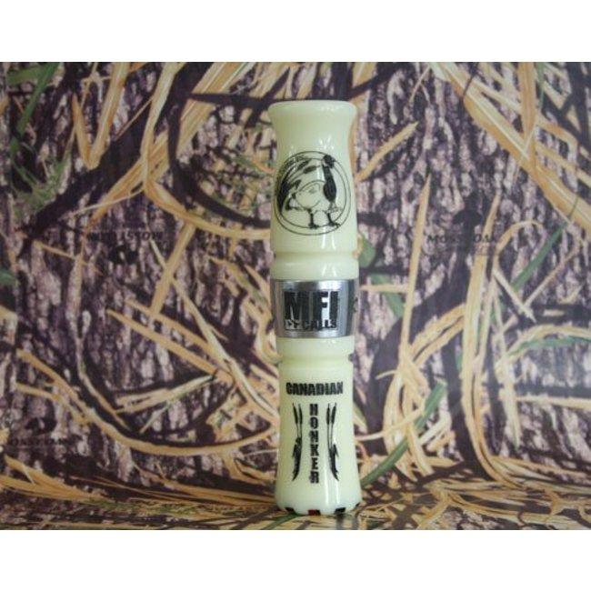 Muddy Fowler Canadian Honker Acrylic Short Reed Goose Call