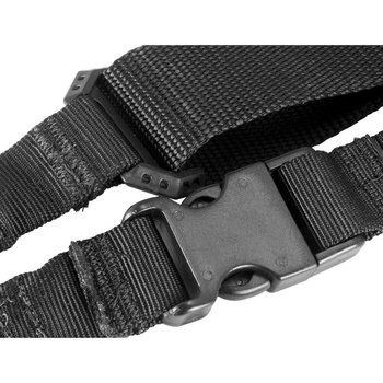 "Mission First Tactical One Point Sling XL 1.5"" Black"