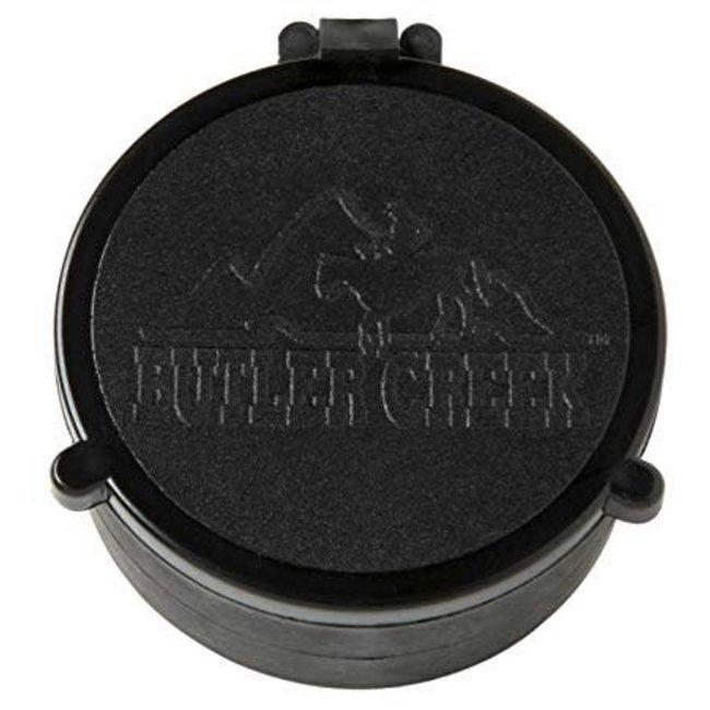 Butler Creek Multiflex Flip-Open Scope Cover 46-47 Objective Black