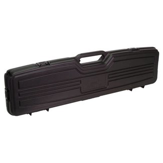 """Plano Plano Special Edition Rimfire/Sporting Case 41"""" Length Contoured Recessed Latches Molded In Handle High Density Interlocking Foam Polymer Matte Black"""