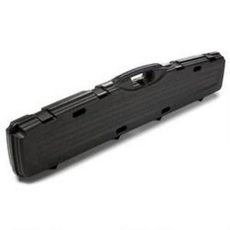 "Plano Plano Pro-Max Single Scoped Rifle Case 52"" Length PillarLock Crush Resistant Heavy Duty Latches Molded In Handle Thick Walled Construction Polymer Matte Black"