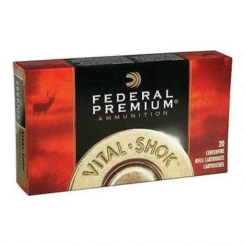 Federal Federal Vital-Shok .338 Win Mag 250 Gr NP 20/box