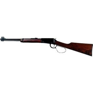 "Henry Henry Repeating Arms Model H001L Lever Action Carbine .22LR 16.125"" Barrel Walnut Stock Blued Finish"