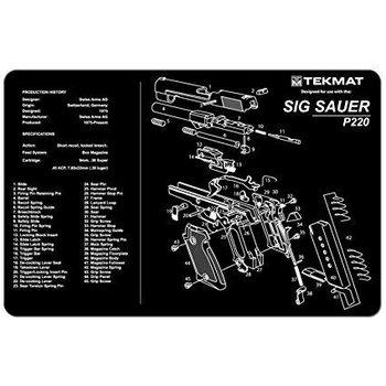 Sig Sauer TekMat Sig Sauer P220 Cleaning Mat