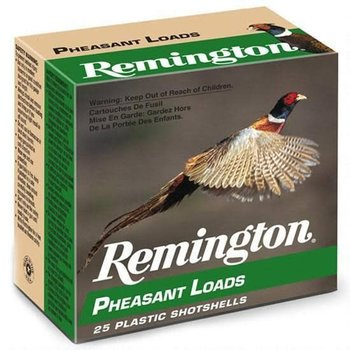 "Remington Remington Pheasant 12 Ga 2.75"" #5 Lead 1.25oz 25 rds"