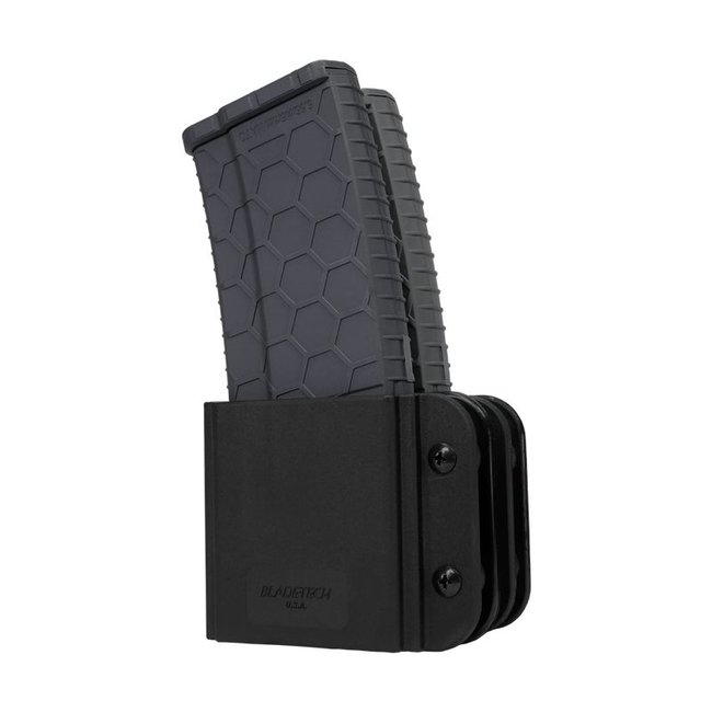 BLADE-TECH SIGNATURE AR MAG POUCH - Double AR-15 Pouch/ Vertical