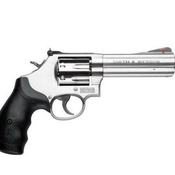 "Smith & Wesson S&W 686 C357mag Revolver 4.25"" barrel STS"