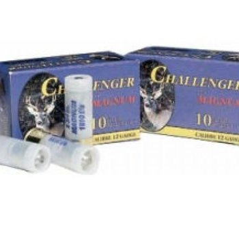 Challenger Challenger 20 Gauge Slugs,  - 10 Slugs