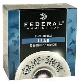 Federal Federal Classic, Hi-Brass, 410 Gauge, 2 1/2 #6 1/2 oz. Shotshells, 25 Rounds