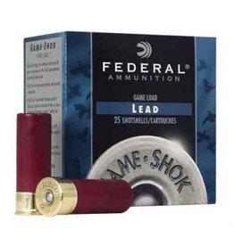 """Federal Federal Cartridge 410 Shotshells by Federal Lead Hi-Brass, 3"""" Max fram, 11/16oz, 8 Shot, (Per 25)"""