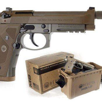Beretta Beretta M9A3 9mm Desert tan