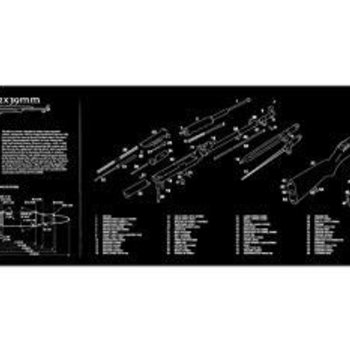 TNA TNA Rifle Bench Mat-SKS