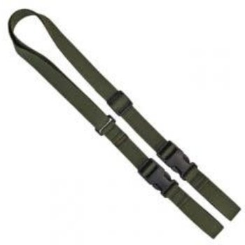 SIMS Sims Vibration Limbsaver Compound Bow Sling - Olive Nylon Webbing