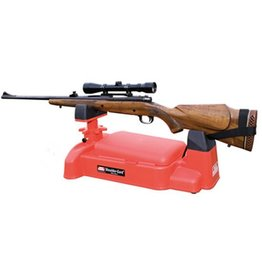 MTM Shoulder Gard Rifle Rest Red