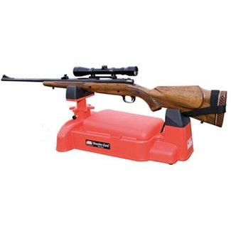 MTM Shoulder Gard Rifle Rest Red