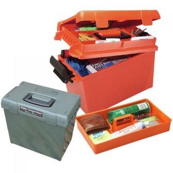 MTM Sportsmen's Plus Dry Box Orange