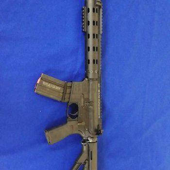 BCM BCM 4 CAL 223/5.56 NATO W/o 10rds Mags