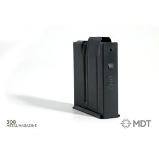 MDT MDT Metal Magazines Short Action .308 - 10 Round, without Binder Plate