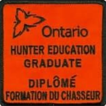May 4, 2019 Hunting Course (Chinese)