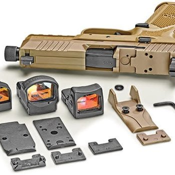 FN 509 Tactical 9mm fde (optic not included)