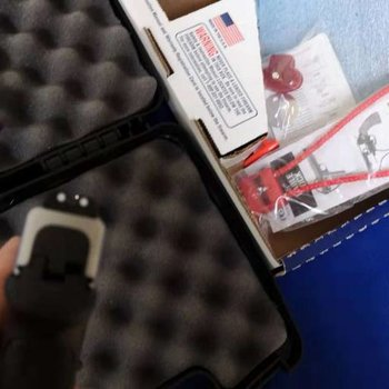 Smith & Wesson Smith Wesson SD9 VE 9mm original box + hard case trigger lock etc