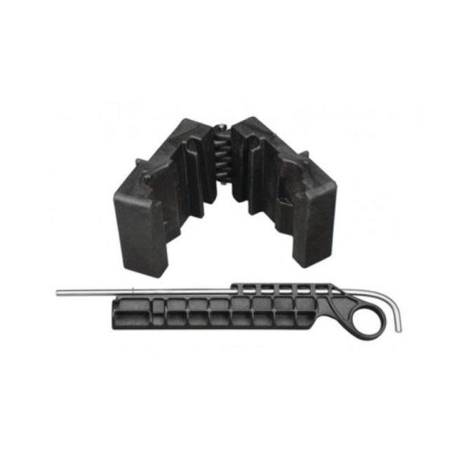Wheeler Engineering AR-15 UPPER VISE BLOCK CLAMP