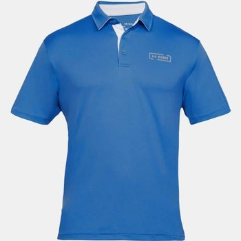 Under Armour Under Armour Fish Tech Men's Fishing Polo Shirt BLUE