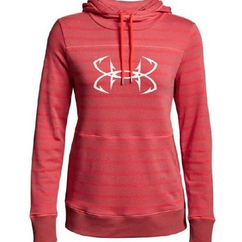 Under Armour Under Armour Threadborne Shoreline Hoodie PINK