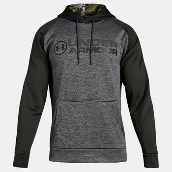 Under Armour Under Armour AF Stacked Hoodie black