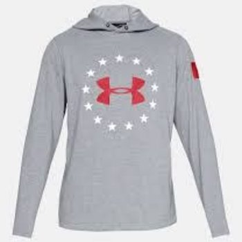 Under Armour Under Armour Freedom CA Tech Terry Hoodie