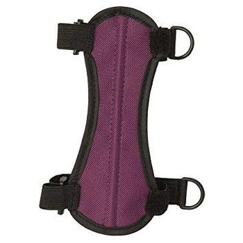 OMP OMP 2-Strap Youth Armguard - Purple