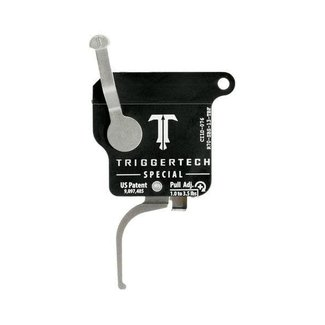 TriggerTech Remington 700 Special Trigger 1-3.5lb, Adj Straight