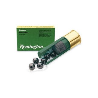 "Remington Remington Express Buckshot 12Ga. 3.5"" 00 Lead Buck 18 Pellets 5Rnd"