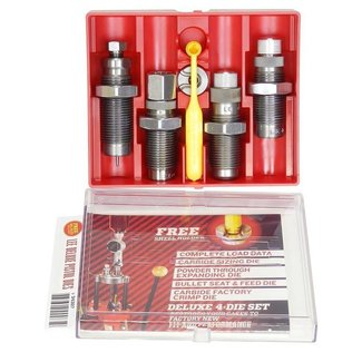 Lee Lee 4 DIE SET 45ACP CARB