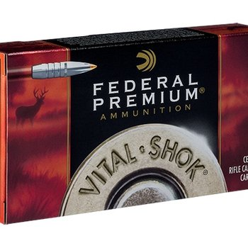Federal 7MM-08 REM 140GR NOSLER ACCUBOND AMMO